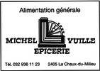 Alimentation Michel Vuille